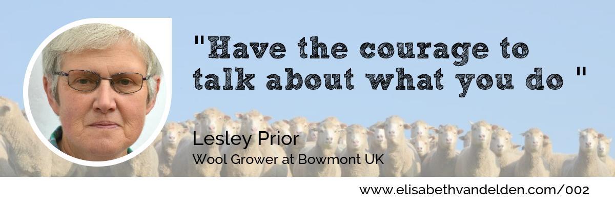 Lesley Prior