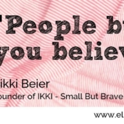 Rikki Beier from Ikki