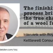 Wool Academy Podcast 011 with Roy Kettlewell