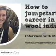 Monica Ebert Interview Wool Academy Podcast 014