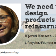 Wool Academy Podcast Guest 019 Kjersti Kviseth from 2025 Design