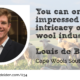 Wool Academy Podcast guest Louis de Beer of Cape Wools South Africa