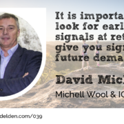 David Michell from Michell Wool and IO Merino at Wool Academy Podcast