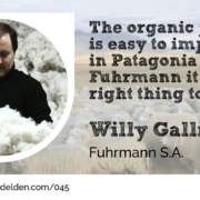 Willy Gallia Fuhrmann Wool Acacemy Podcast 45