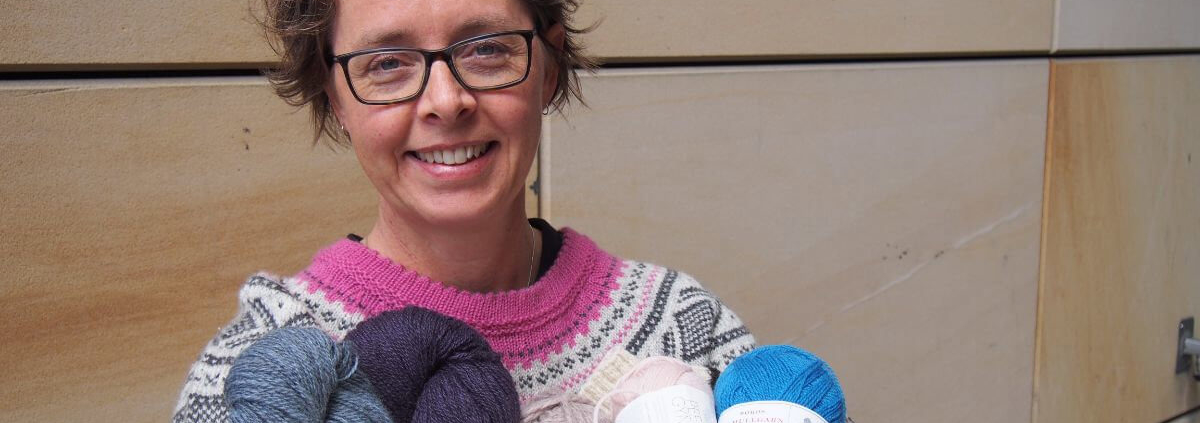 Marion Tviland from Norilia Guest at the Wool Academy Podcast