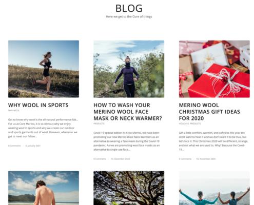 Core Merino Blog Post